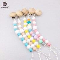 Let S Make Pacifier Clip 5pcs Baby Nursing Teething Accessory Sensory Gym Pram Toy Chew Beads