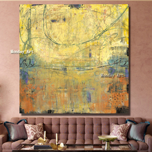 Abstract paintings Handmade High Quality Abstract Oil Painting on Canvas Modern Abstract Oil Painting for Living Room bedroom abstract colorful texture oil painting on canvas 100