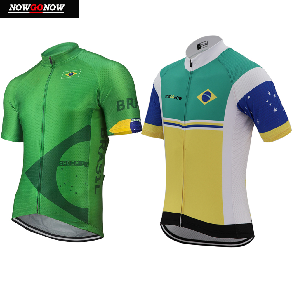 USA National Pro Cycling Jersey Retro Road Pro Clothing MTB Short Sleeve
