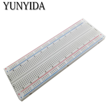 98-31  High quality red and blue lines mb-102 breakboard connecting plate  1 PCS