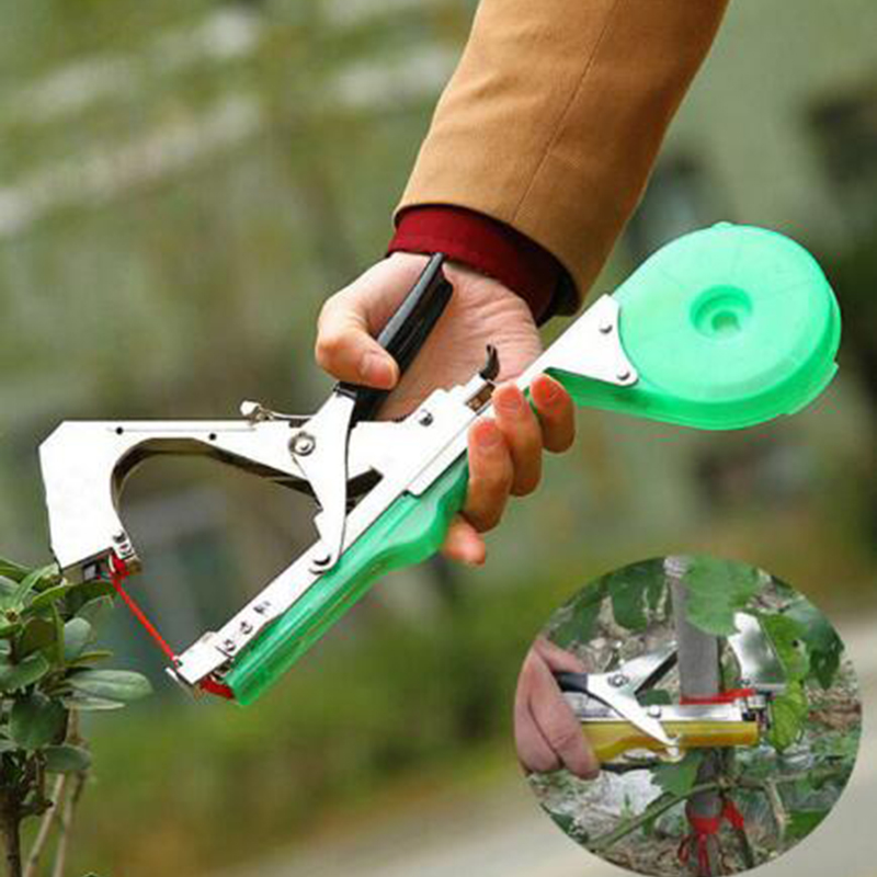 Prostormer Plant Branch Hand Tying Machine Garden Tool Tied stick machine Pruning Tools Tapetool Tapener