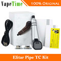Original Joyetech Elitar Pipe 75W Electronic Cigarette Pipe w/ Elitar Atomizer 2ml Elitar Pipe Box Mod Vape Vs Only 75W Pipe Mod
