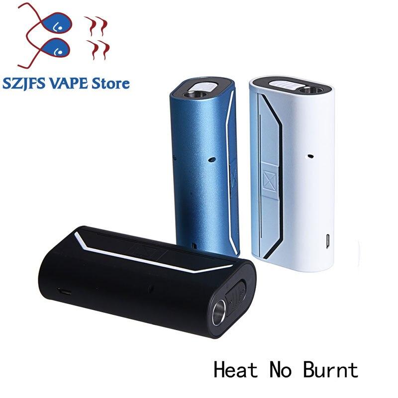 FCiggo fyhit CS Bluetooth herbstick CS4 boîte mod herbe sèche chauffage bâton de chaleur vaporisateur Vaper à base de plantes e cigarette recharge cartouche