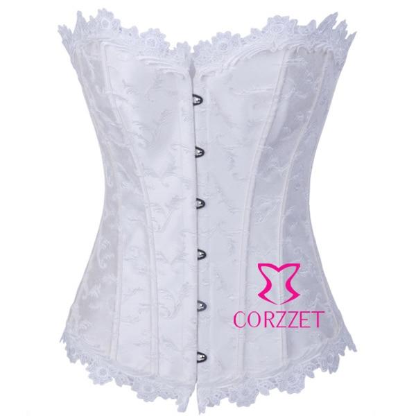 Beautiful gothic wedding bridal lingerie underwear female for Corset bras for wedding dresses