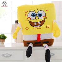 Factory Direct SpongeBob Plush Toys Cartoon Doll Plush Doll Children Stuffed Toy