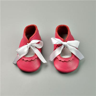 Riband zapatos de bebé Del Niño Primeros Caminante de Cuero Genuino hecha a mano suede lace-up bebé niños niñas Zapatos mocasines Envío Libre