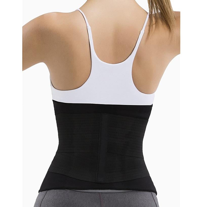 d6f6ac57ac7 Women s Plus Size Sauna Wrap+Waist Trainer Belt Hot thermal Hot Waist  Trainer Belt Shapers Neoprene Slimming Waist shapers Belts-in Waist  Cinchers from ...