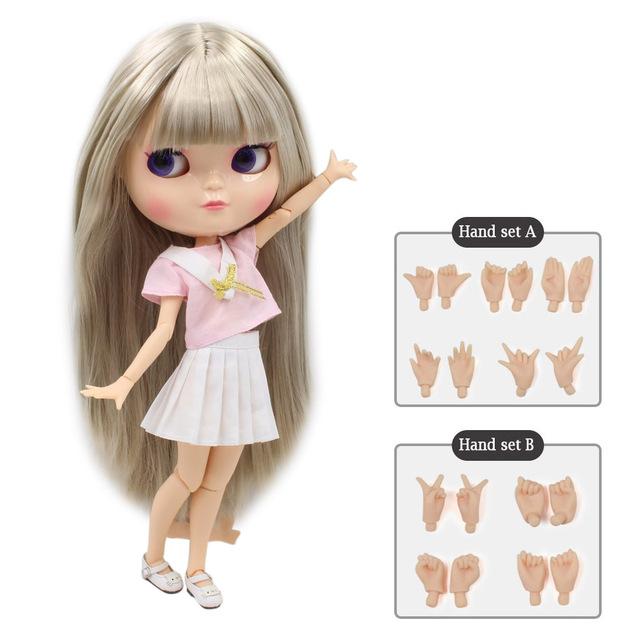 Icy Neo Blythe عروسک جفت بدن 26 Options هدایای رایگان 30 سانتی متر