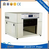 CE certification A3 size UV printer customized add height for mobile cover printing