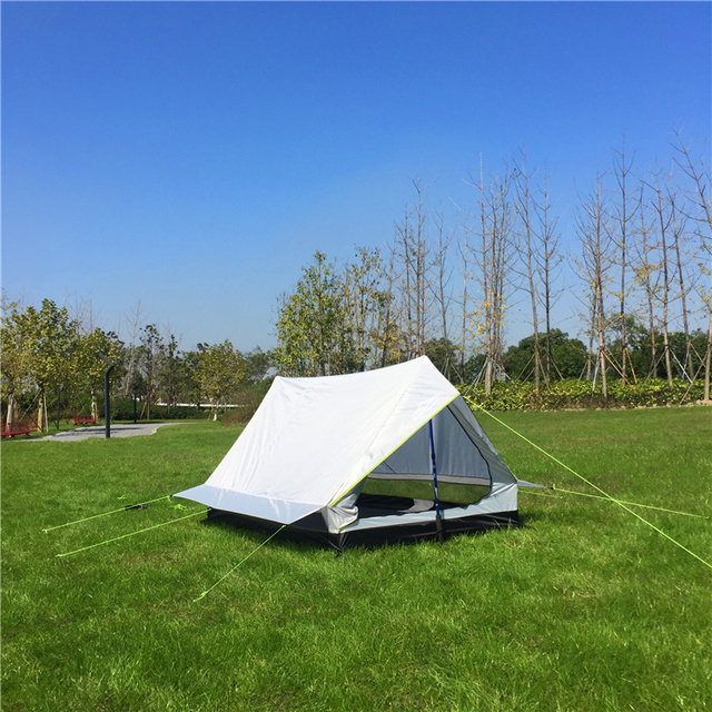 Hot Selling Super Light 1 Person Waterproof Outdoor C&ing Tent CZX-166 Ripstop Triangle & Hot Selling Super Light 1 Person Waterproof Outdoor Camping Tent ...