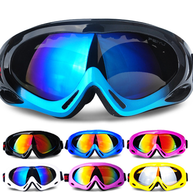 2018 esquí doble lente UV400 Anti-vaho mujeres hombres Snowboard esquí gafas de nieve gafas DX 60-79