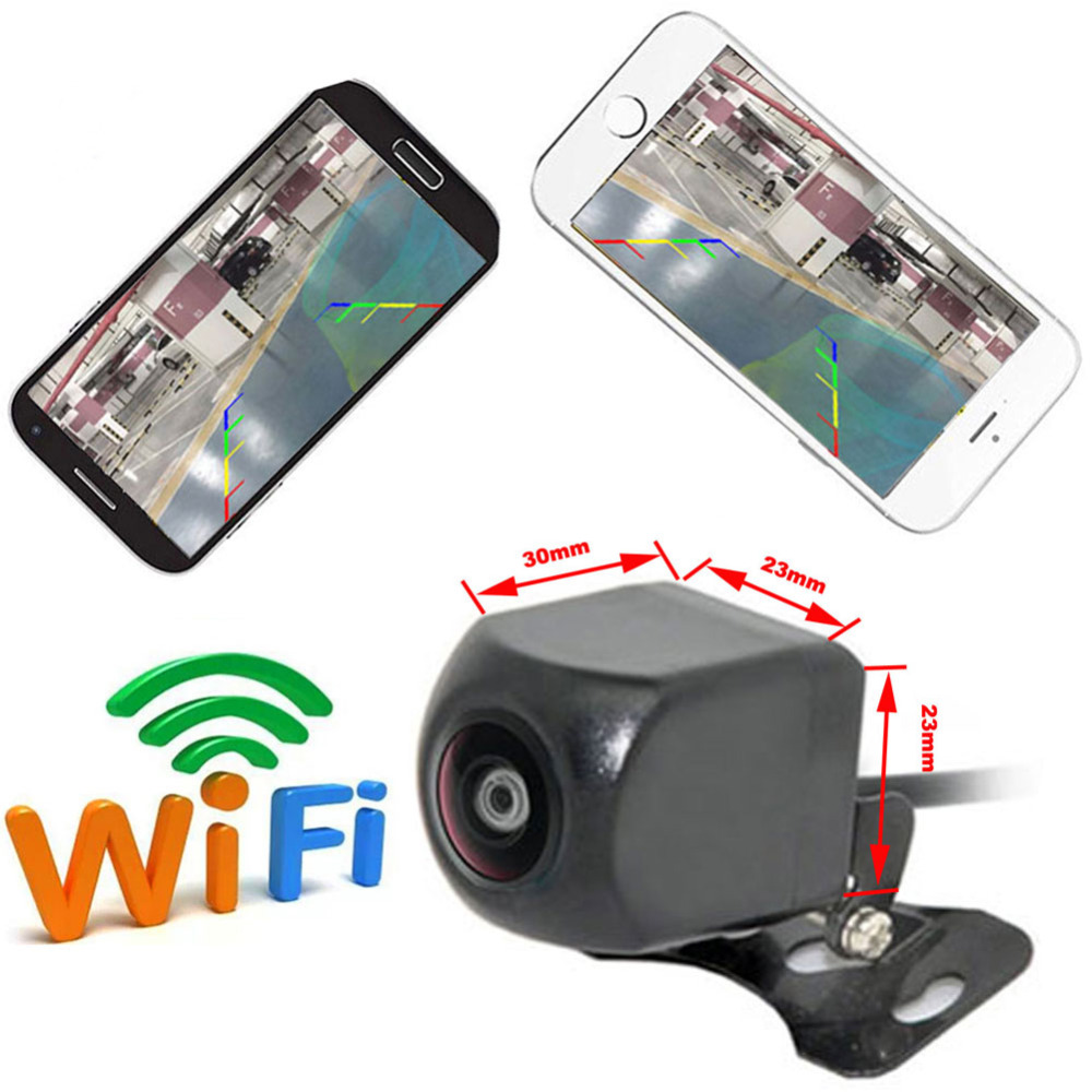 Car-Reverse-Camera Night-Vision iPhone Android WIFI for New-Arrival Wireless
