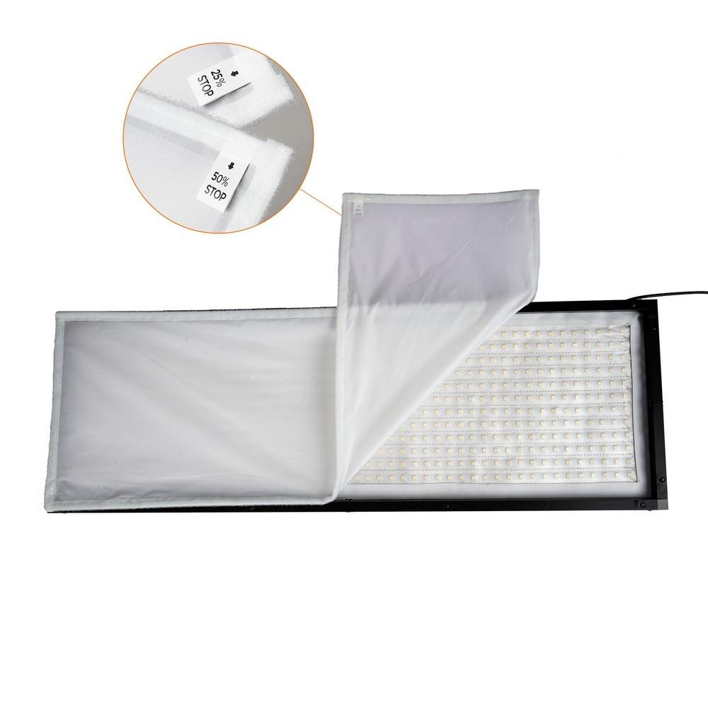 Travor 4 in 1 Headshot LED studio light 100W 5500K CRI95 video light with 2.4G Wireless Remote control photography lighting