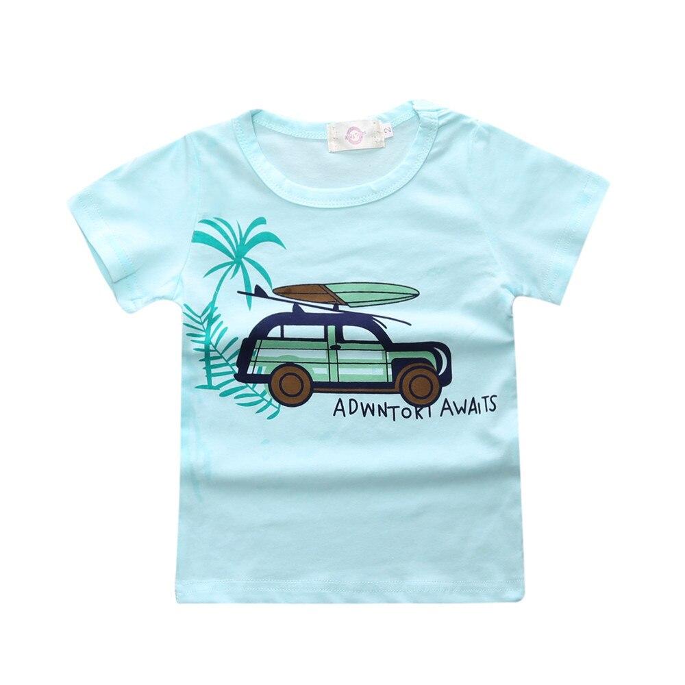 Wasailong-new-kids-clothes-summer-boys-clothes-4pcs-Short-sleeve-T-shirt-Boy-car-four-single-T-jeans-suit-2