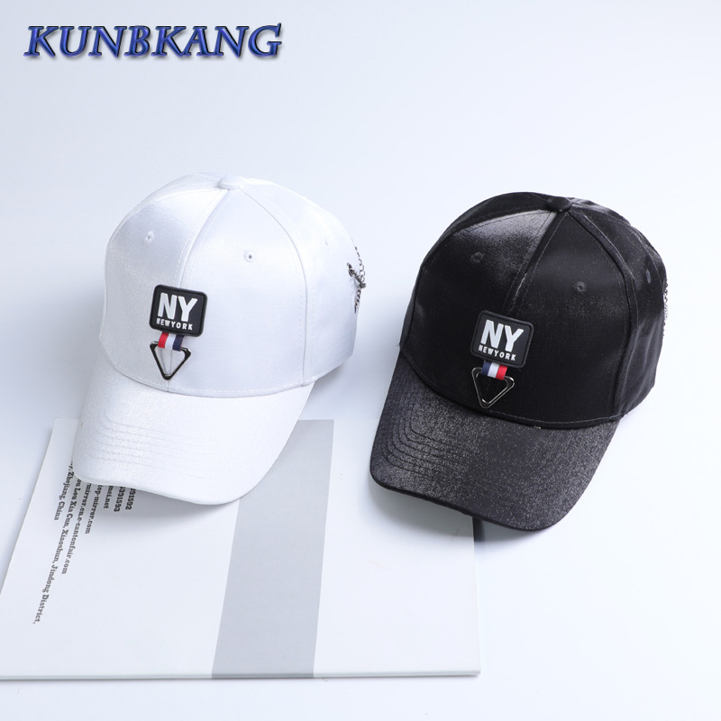 2017 New Brand Women Men Hats Bone Gorras Baseball Cap NY Black Trucker Snapback Caps Hip Hop Fashion Baseball Hats Casquette