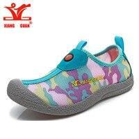 Fashion Summer Lover Aqua Shoes XiangGuan Brand Breathable Outdoor Shoes Colorful Men And Women Walking Shoes