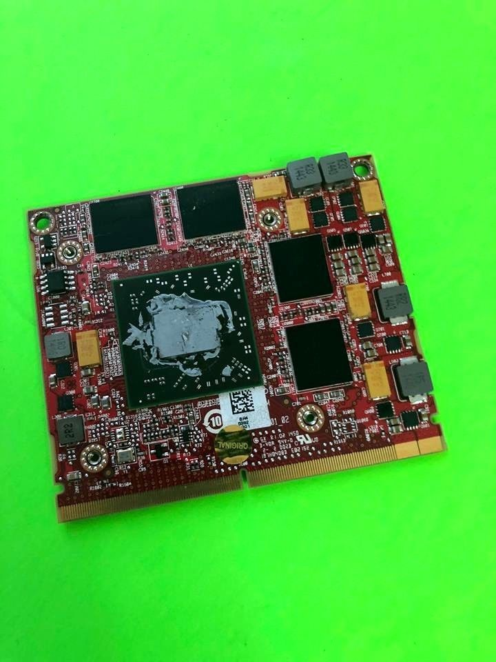 M5100 216-0846000 2G CN-05FXT3 05FXT3 Video Graphic Card Fit For DELL M4600 M4700 M4800 Test 100% new original binding amd firepro m6000 2g dell professional video card for workstation 216 0835033