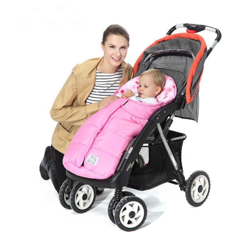Free shipping Multifunctional baby sleeping bag baby anti tipi your baby cart sleeping bag length 82CM