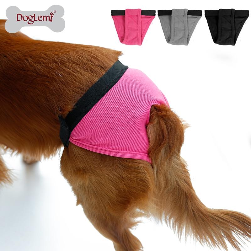 Pantaloni pentru pisici de sex feminin Lingerie sanitară drăguț igienic pantaloni scurți bumbac pet fiziologice pantaloni scurte pentru câini