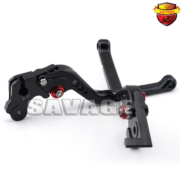 For Moto Guzzi Breva V750 03-05, V7 Racer/Classic/Stone Motorcycle CNC Aluminum Long Brake Clutch Levers Black adjustable cnc aluminum clutch brake levers with regulators for moto guzzi breva 1100 2006 2012 1200 sport 07 08 09 10 11 12 13