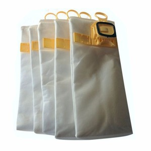 Image 2 - 6 / 12pcs high efficiency dust filter bag replacement for Vorwerk VK140 VK150 garbage bags FP140 Vacuum cleaner