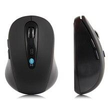 Ratón óptico inalámbrico Bluetooth 3,0 ratón óptico inalámbrico de Mause ratones para CHUWI Lapbook SE 13,3 pulgadas Tablet PC