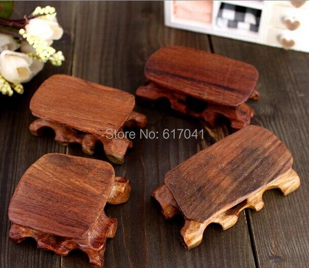 Mini de madera hecho a mano banco lindo accesorios de tiro de fondo para fotogra