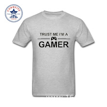 2017 Best Gift For Friend A GAMER PS4 COMPUTER GEEK Funny T Shirt for men