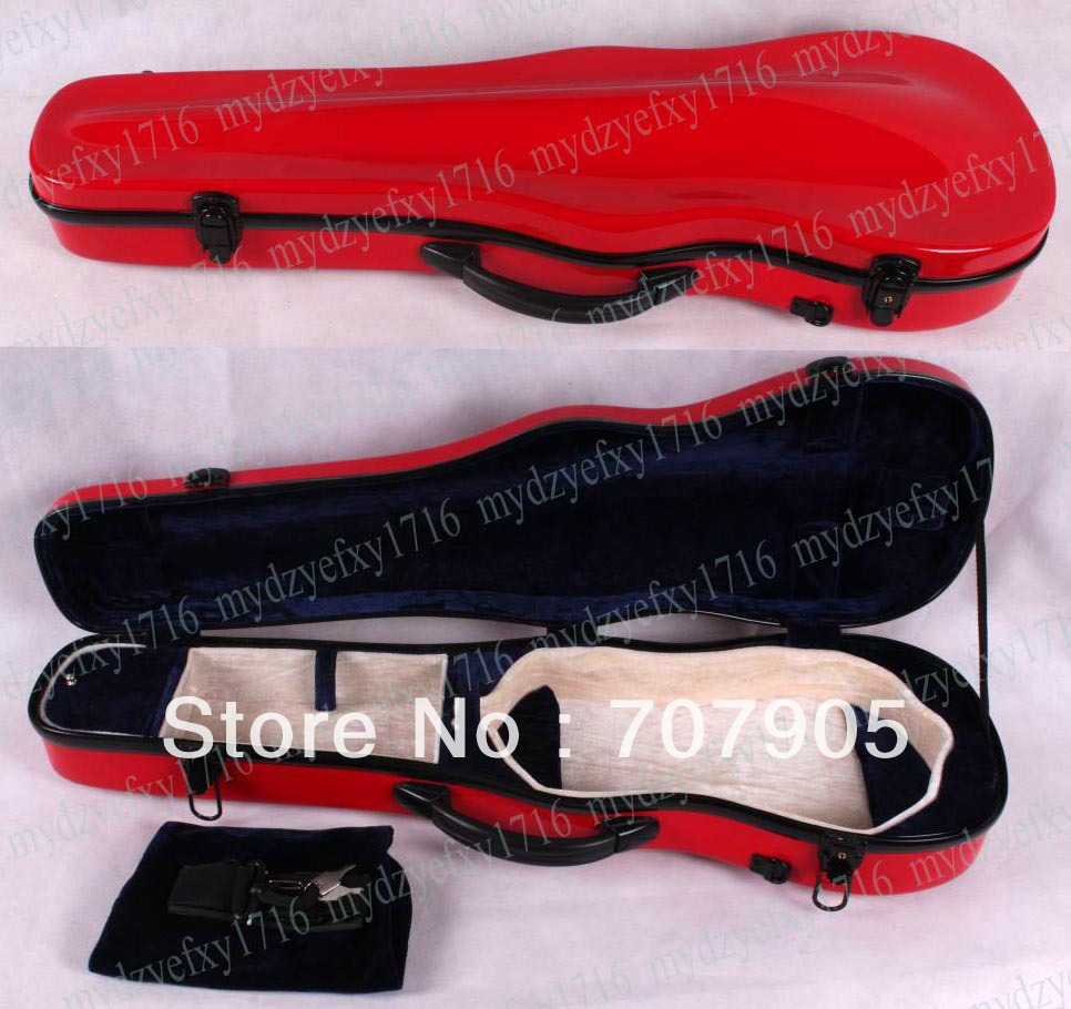 ФОТО New 4/4 Glass fiber case Waterproof Light Durable reinforced Dropshipping Wholesale Red
