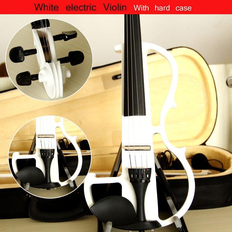 Estuche rígido para violín de alta calidad, 4/4. Violín eléctrico - Instrumentos musicales - foto 2