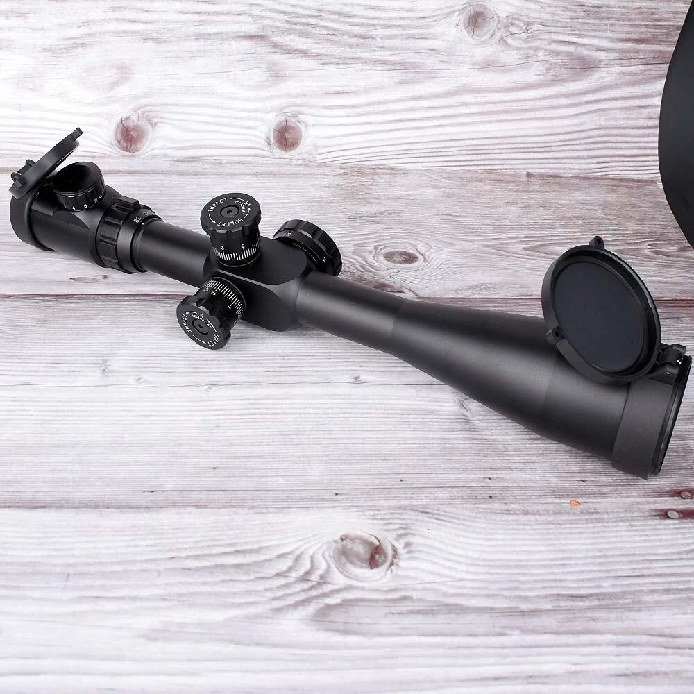 8-32X50 Red/Green Reticle Dot Hunting Shooting 20mm Rail Mount Optics Sniper Telescopic Sight Weaver/Picatinny Scope