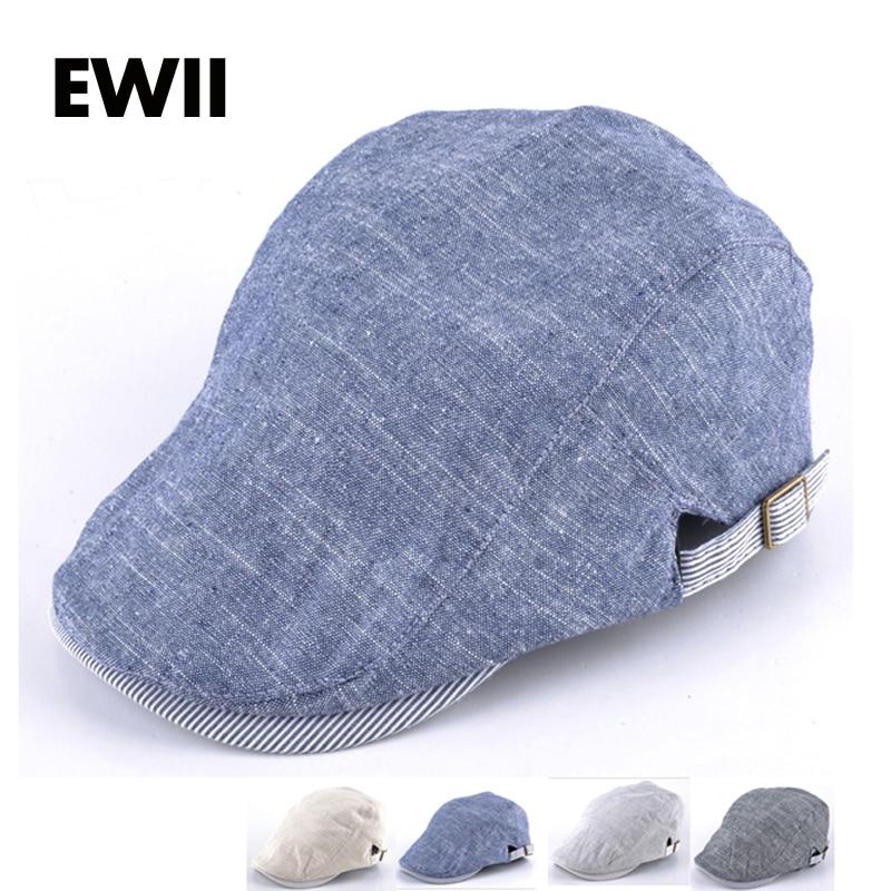 2017 m. Mados beretės skrybėlės vyrams vientisa spalva kepurė kaulinė kepurė vyrams plokščia kepurė berniukas atsitiktinės kepurės gorras chapeu feminino
