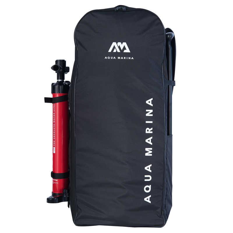 90L 100L Aqua Marina 96*39*24 cm zip mochila bolso de hombro cremallera SUP tabla de surf accesorio tabla de surf bolsa de transporte de almacenamiento al aire libre