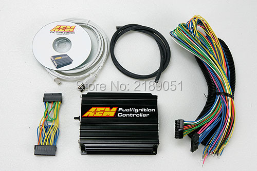 AEM F IC6 FUEL AIR Ratio Fuel Ignition Controller for refit engine turbocharger or supercharger ECU aliexpress com buy aem f ic6 fuel air ratio fuel ignition aem fuel ignition controller wiring diagram at webbmarketing.co