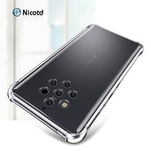 Gevallen Voor Nokia 9 Pureview 3.2 6 5 3 4.2 8 Back Cover Voor Nokia 1 7.1 5.1 3.1 Plus 2.1 8 X6 Coque Volledige Bescherming Van 360 Graden