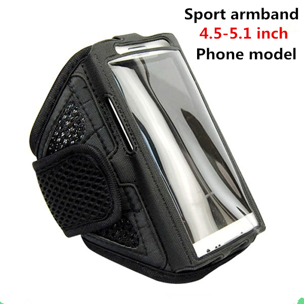 WolfRule For iphone 6s 6 Sport Bag Armband Case For Samsung S3 S4 S5 Mini S6 Edge G3S G530 K5 P8 Lite Running Arm Band Bags