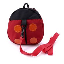 New Kids Baby Safety Harness Backpack Leash Child Toddler Anti-lost Cartoon Animal Bag super cute bear toddler anti lost backpack harness leash bag walking baby leashes bag toddler walker safety harness bag