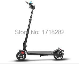 8 inch Mini folding electric scooters+36V E-scooter+electric Scooter+electric skateboard+two wheel scooter+road bike - Sports transportation experts store