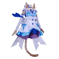 Re:Life in a Different World from Zero Re:Zero Felix Argyle Cosplay Costum costume with socks and ears and tail