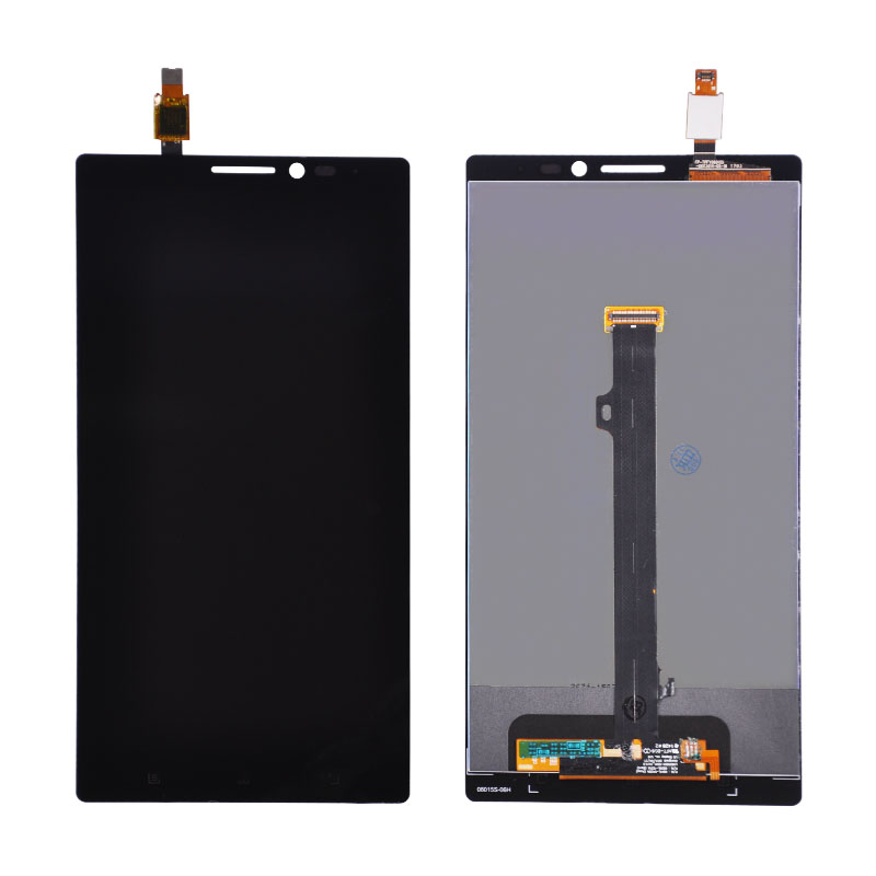 For Lenovo K920 LCD Display with Touch Screen Digitizer Assembly Black Free ShippingFor Lenovo K920 LCD Display with Touch Screen Digitizer Assembly Black Free Shipping