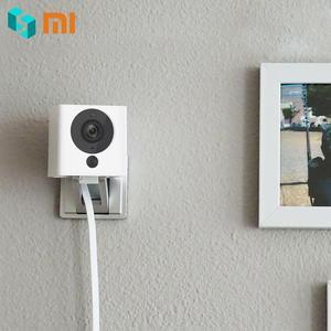 Image 3 - Оригинальная смарт камера Xiaomi Mijia CCTV Xiaofang с цифровым зумом IP 110 градусов F2.0 8X 1080 P, WIFI, беспроводная камера управления, ночное видение