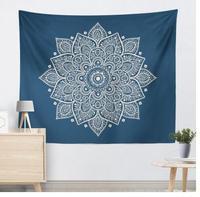 Indian Mandala Tapestry Wall decoration tarpaulin geometric background cloth towel blanket sofa hanging curtain