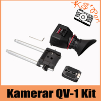 KAMERAR QV 1 KIT LCD VIEWFINDER VIEW FINDER FOR CANON 5D MKIII 7D 6D