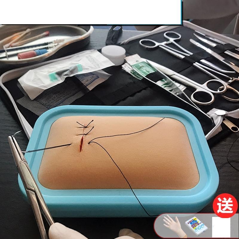 Хирургические шовные инструменты, набор инструментов для обучения операций для медицинских целей/Науки/студентов