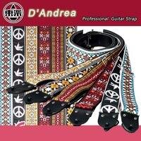 D Andrea Ace Series Vintage Reissue Guitar Strap