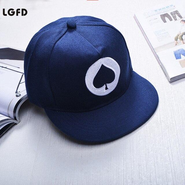 LGF16C129     wholesale Men's  unisex hip hop snapback HAT  Embroidered poker baseball cap 10pcs