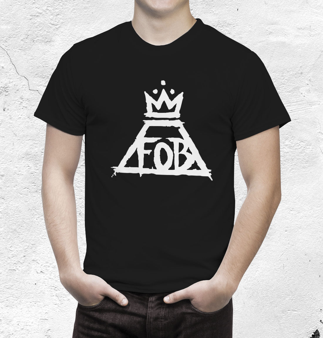 Fall Out Boy tshirt