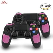 Controlador de Gamepad Bluetooth para PS4 Estación juego 4 Joystick inalámbrico mando ps4 control dualshock