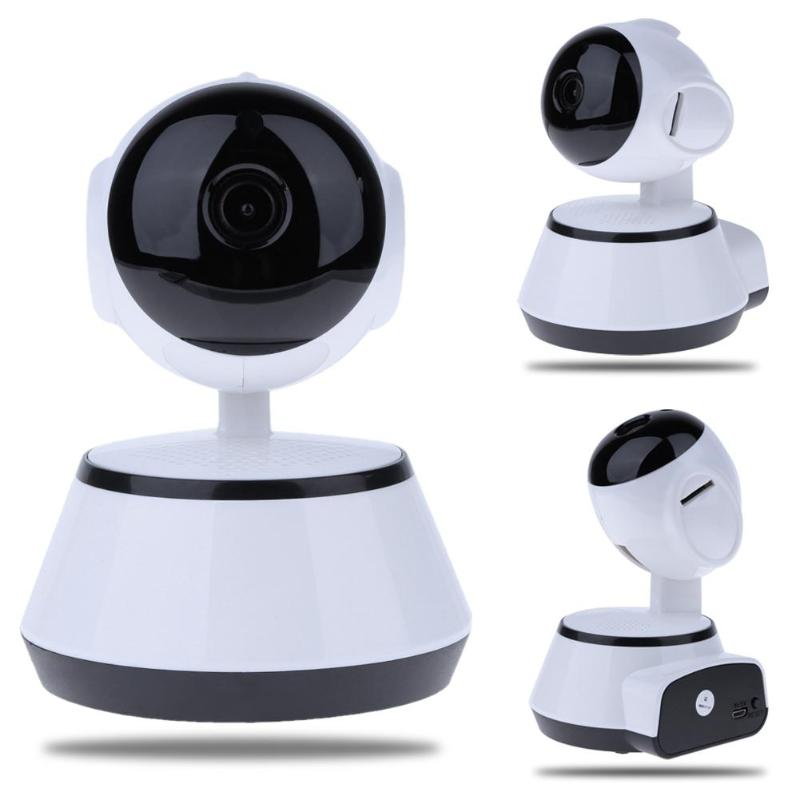 Baby monitor 720P 5MP HD Wireless IP Camera WiFi Home Security Surveillance Camera 6pcs IR LEDs Night Vision Motion Detection oiyea ptz double antenna hd 720p infrared night vision motion detection wifi home security ip surveillance camera