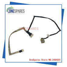 Free shipping Laptop For Acer For Aspire 13.3″ S3-591 S3 591 951 391 MS2346 laptop DC Power jack SM30 SATA CABLE 50.4QP24.011